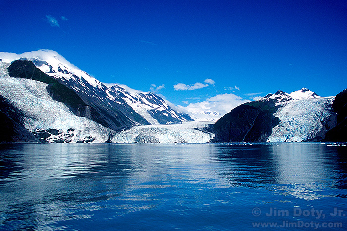 Cascade, Barry, and Coxe Glaciers