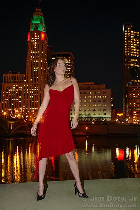 Sarah, Downtown Columbus