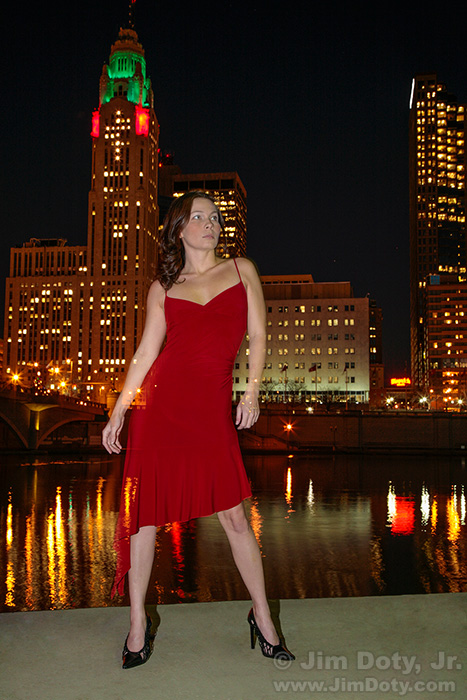 Sarah, Downtown Columbus Ohio