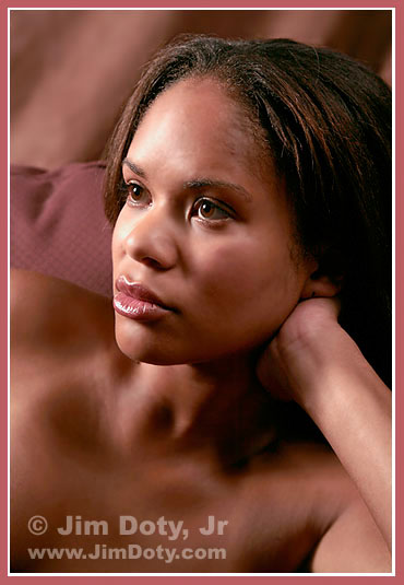 Laureesa. Photo copyright Jim Doty Jr.