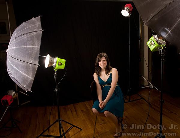 AlienBees Studio Lights