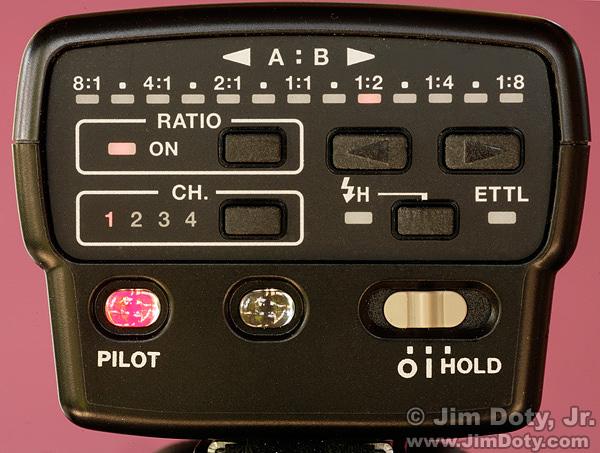 Canon ST-E2 Speedlite Transmitter.