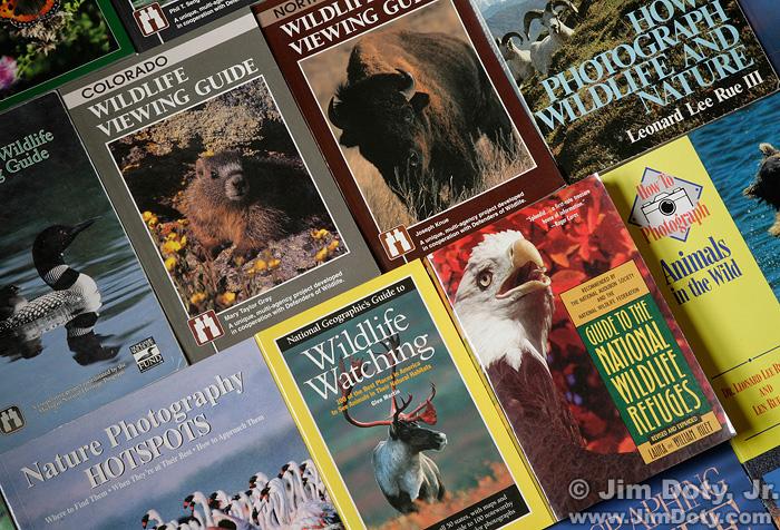 Wildlife Guidebooks