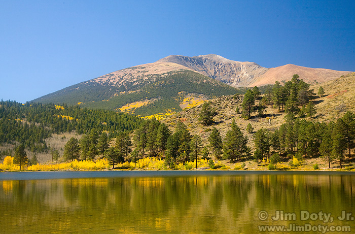 O'Haver Lake and Mt. Ouray, Colorado.