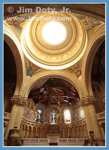 Stanford Memorial Church. Photo by Jim Doty Jr.