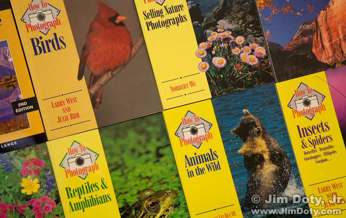 Wildlife Guide Books