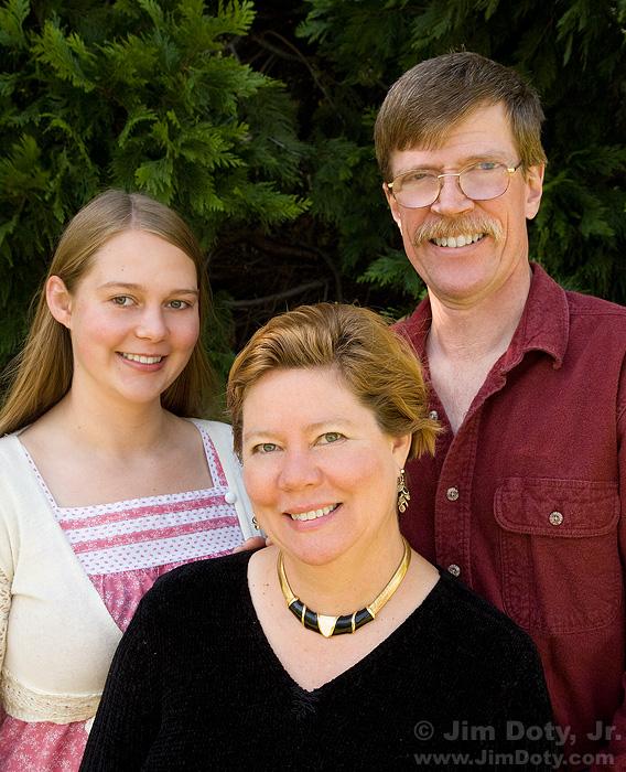 Tori, Sue, and Ken, Orland California