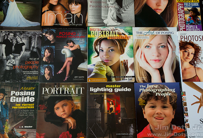 People Photography Books