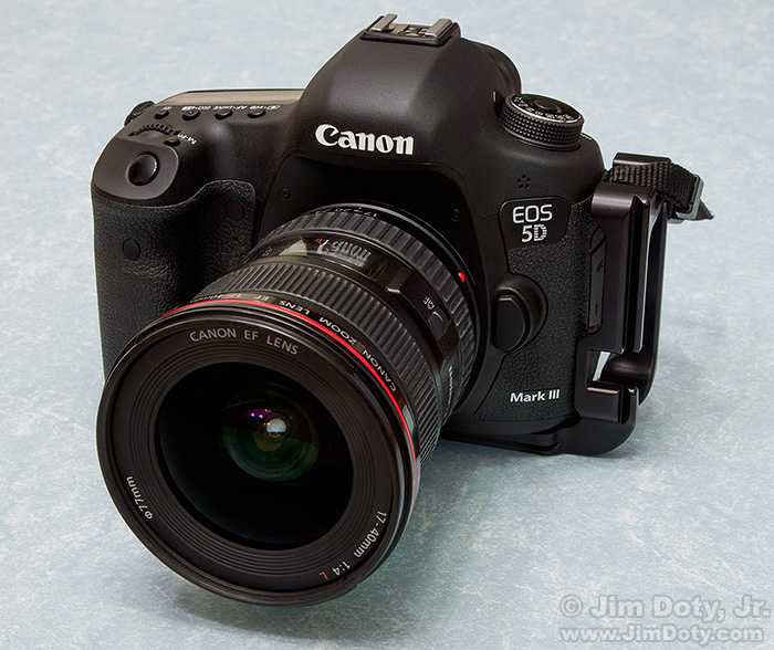 Canon 5D Mark III, Canon EF 17-40 f/4 L lens, RRS L-Bracket