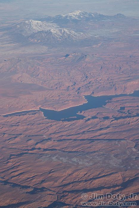 Southern Utah Desert. Original, unprocessed image.