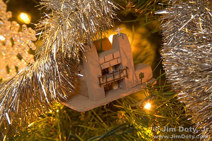 Las Trampas Ornament, Las Trampas church, New Mexico. January 31, 2014.
