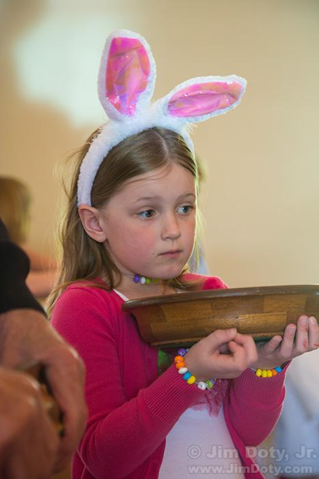 Easter, Worthington Ohio.
