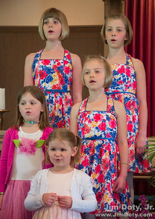 Choral Group, Worthington Ohio.