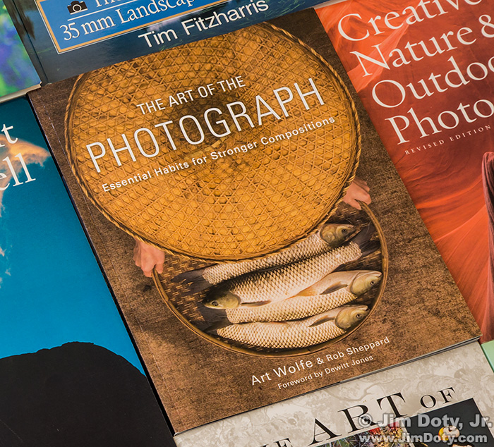 The Art of Photograhy, Art Wolfe and Rob Sheppard.