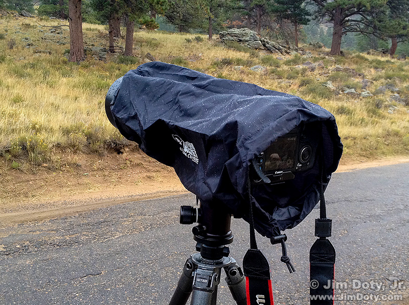 Storm Jacket Camera Cover