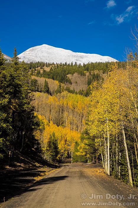 Mount Ouray, Marshall Pass, Colorado