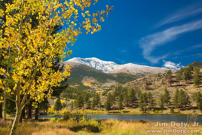 O'Haver Lake, Mt. Ouray, Colorado