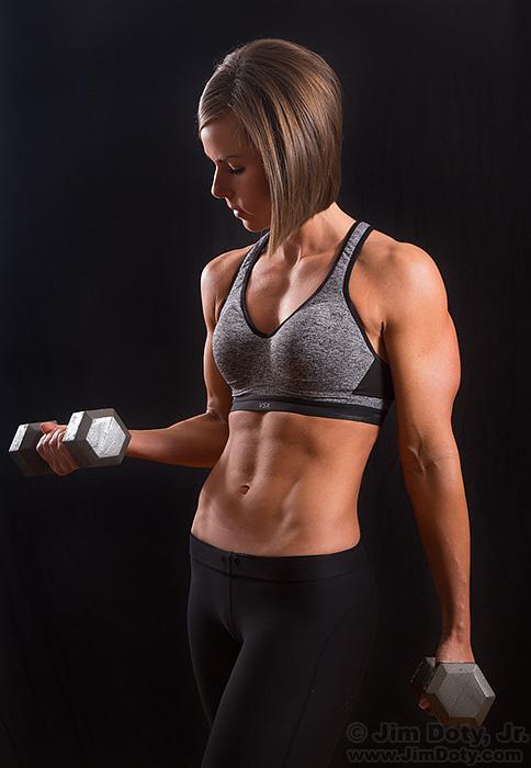 Sarah, Professional Fitness Trainer