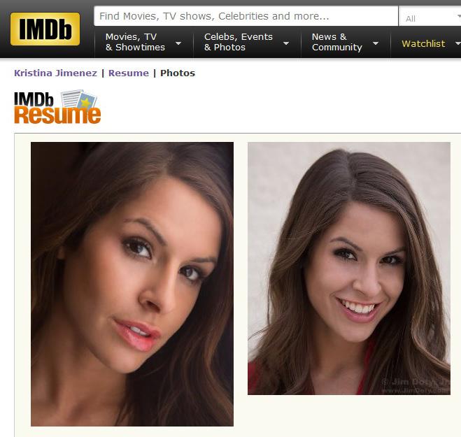 Kristina, IMDb