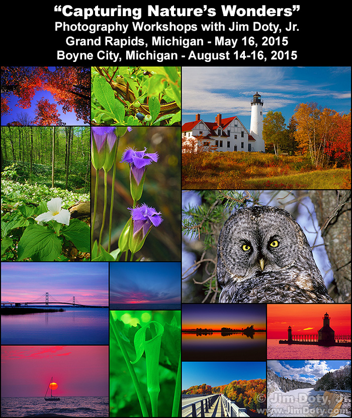Photography Workshops in Michigan