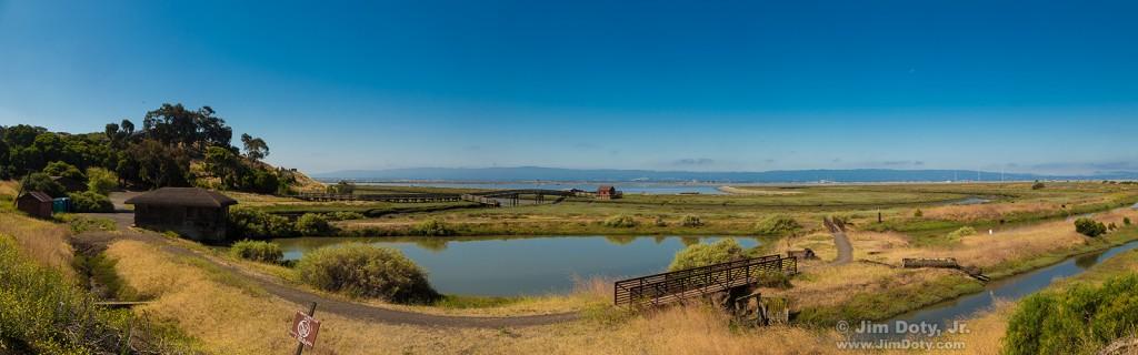 Don Edwards San Francisco Bay National Wildlife Refuge. Fremont California