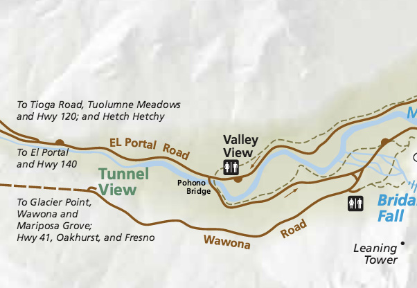 Map, Gates of the Valley location.
