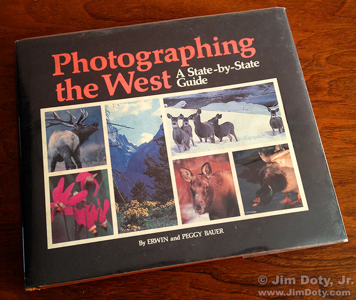Photographing the West by Erwin and Peggy Bauer