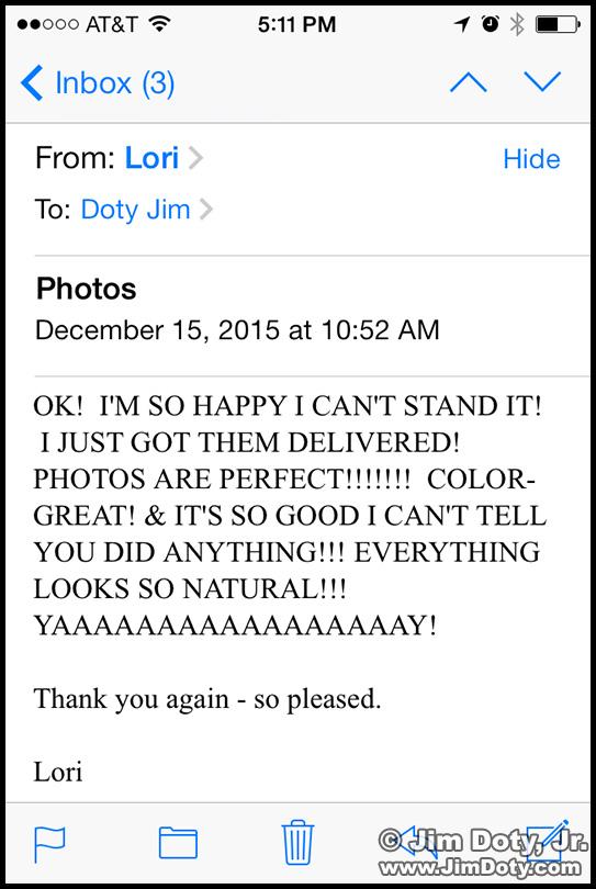 Lori - email