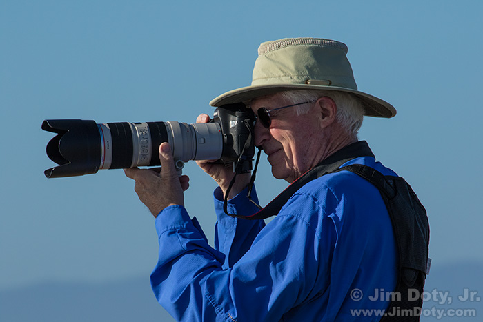 Bruce, local photographer