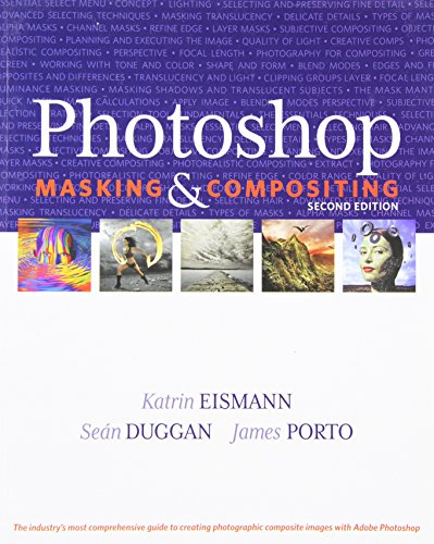 Photoshop Masking and Compositing (2nd edition)
