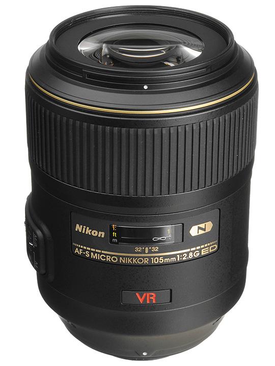 Nikon 105mm f/2.8 Micro Nikkor Lens