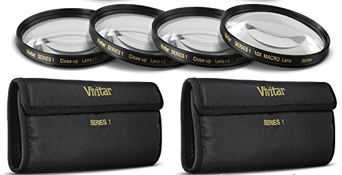 Vivitar Single Element Closeup Filters