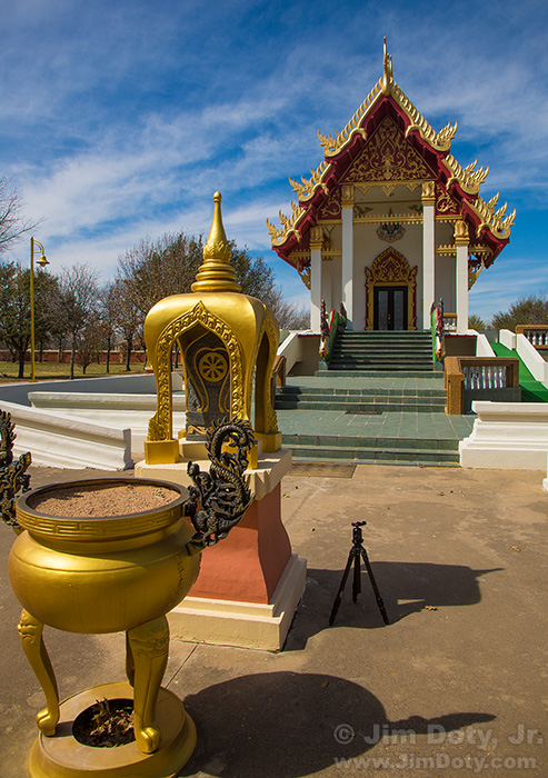 Buddhist Temple, Keller Texas