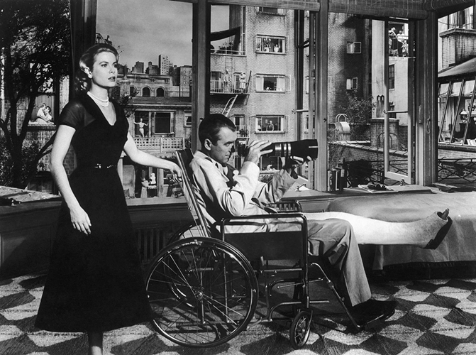"Hitchcock's ""Rear Window"""