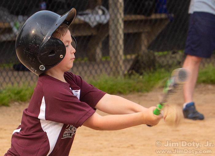 Terran, baseball, Lamoni Iowa. May 31, 2019