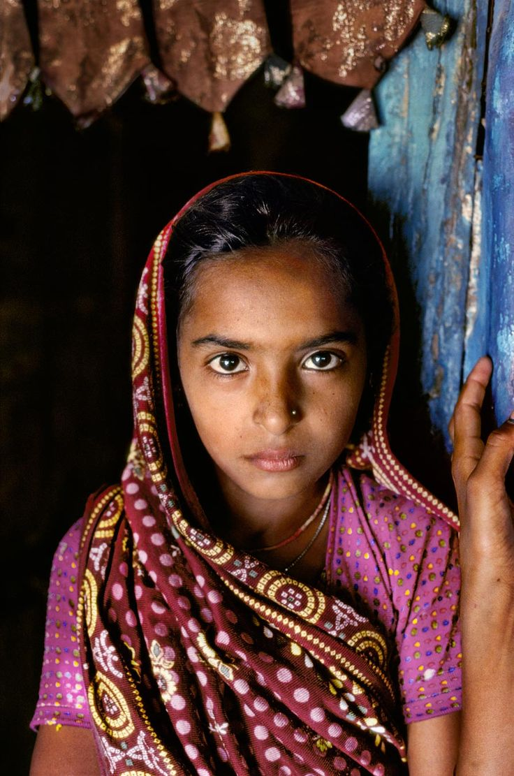 Rajasthan, India. Photo by Steve McCurry.
