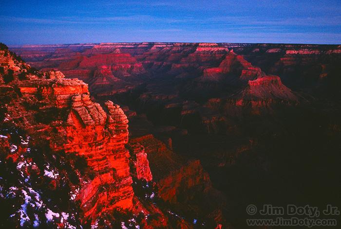 Grand Canyon at Dawn