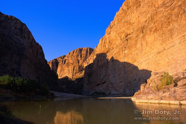 Boquillas Canyon, Rio Grande River