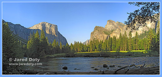 Gates of the Valley, Yosemite National Park