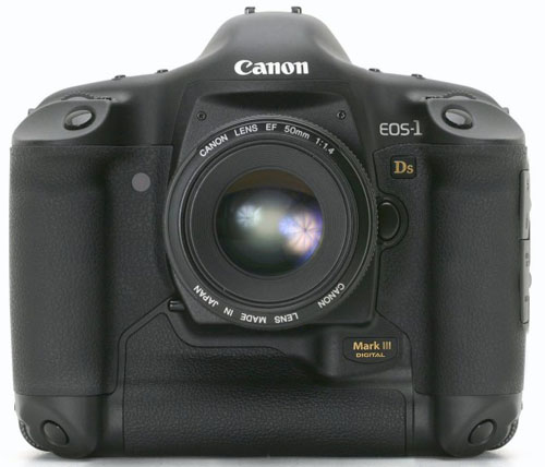 Canon EOS 1Ds Mark III Digital SLR